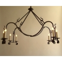 Montecito Chandelier-BTB